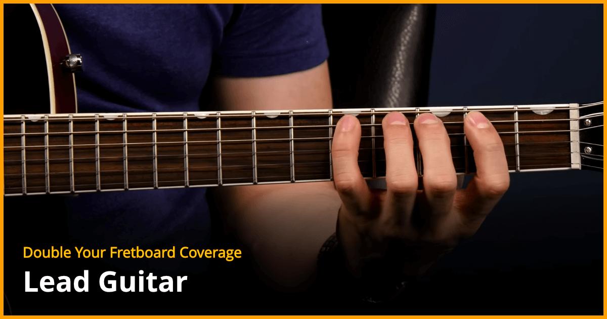double your fretboard coverage guitar lesson. Black Bedroom Furniture Sets. Home Design Ideas