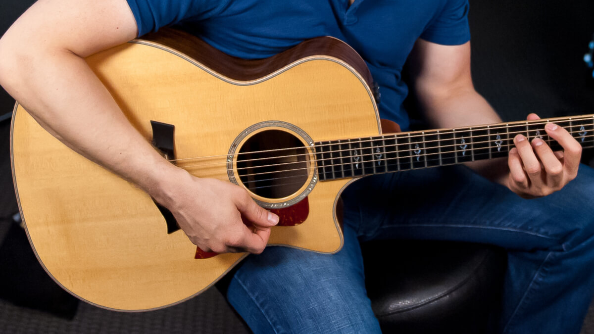 Master your chords with these beginner guitar songs.